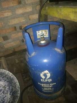 Dijual gas LPG 12 kg harga 380.000nego