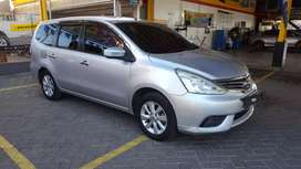 Nissan Grand Livina 1.5 A/T 2014
