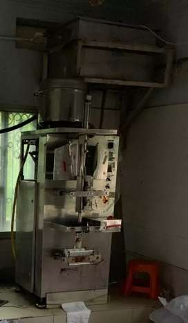RO Mineral Water Plant with 3 phase Line