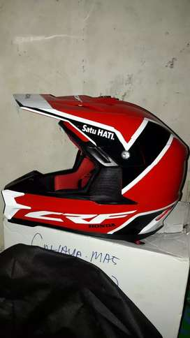 Helm cross murah