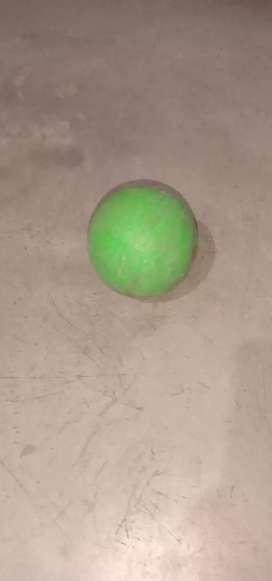Plastic very hard ball
