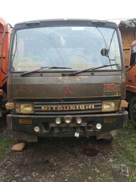 Mitsubishi Fuso FM 517 Truck Tahun 1992
