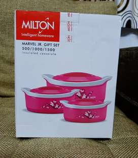 Milton casseroles- set of 3- offer