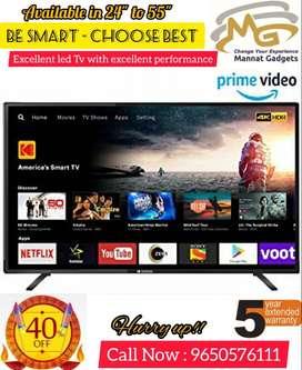 40 inch Smart LED TV [fantastic deals on site]