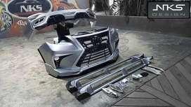 New Fortuner Lexus style Bodykit
