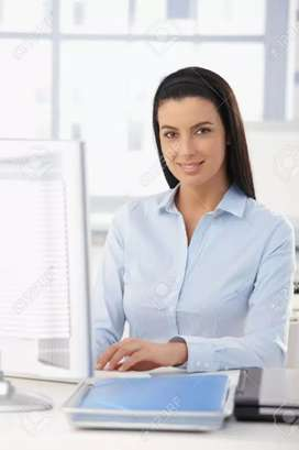 Office girl required