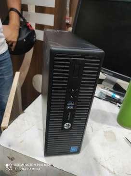HP core i5 6th Gen, 8gb DDR4, 1TB HDD, Windows 10 Pro