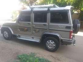 Mahindra Bolero SLX BS III, 2007, Diesel