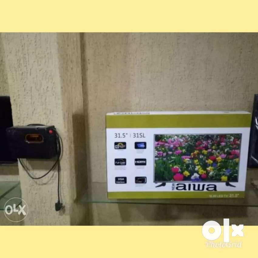 "New aiwa 40"" smart4ks ledtv 11999/- 0"