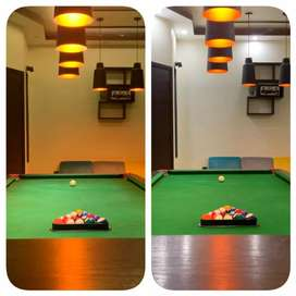Sport room with complete Designing n Fabrication