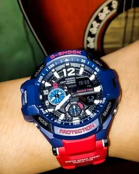 CASIO GSHOCK ORIGINAL TYPE GA1100-2ADR TRANSFORMERS OPTIMUS PRIME