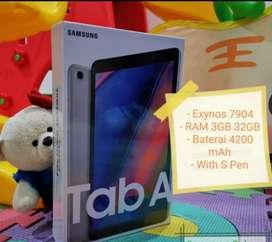 SAMSUNG GALAXY TAB A2019 P205 with S pen baru n garansi resmi