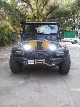 Mahindra Thar DI 4WD, 2016, Diesel