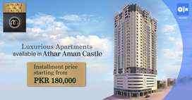 2 Bed Apartment For Sale at Prime Location Bahria Town Karachi