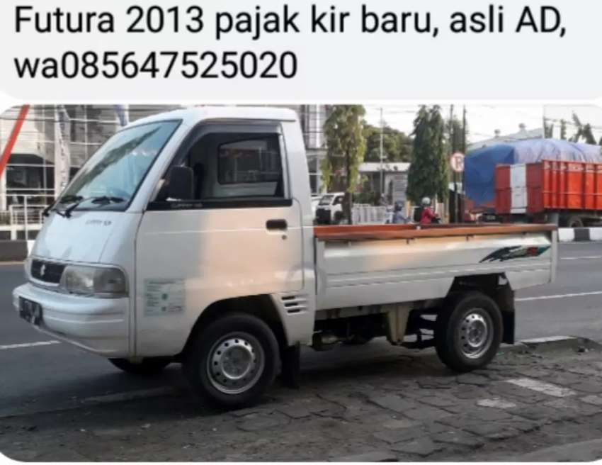 Carry futura pick up 1,5 2013 0