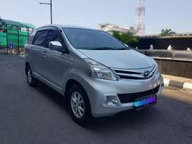 Toyota Avanza G at 2014.KM kecil