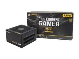 Antec HCG 750 80+ Gold Certified 750W Fully Modular Power Supply