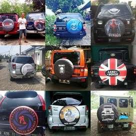 Ford Everest/Rush/Terios/Panther/Cover/Sarung Ban Pemurah Ayo Serbu  J