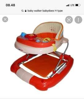 Baby Walker BabyDoes type 1080