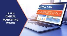 DIGITAL MARKETING COURSE ONLINE AND EARN (20K-60K) OR MORE