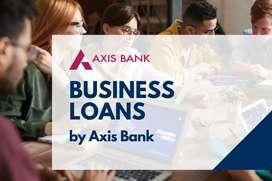 BUSINESS LOAN, DOCTORS LOAN, LOAN ON MACHINERY FROM AXIS BANK