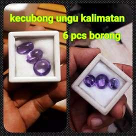 Natural kecubong ungu kalimantan 6 pcs borong