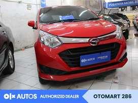 [OLXAutos] Daihatsu Sigra 2019 1.2 X M/T Merah Kondisi ISTIMEWA