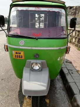 Tezgam Auto rickshaw in very good condition