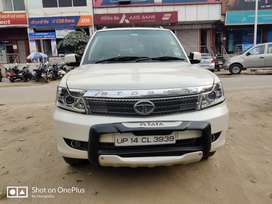 Single handed driven and excellent condition Tata Safari storme EX