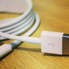 Kabel Data Original Lightining iPhone 5/5s/5c SIAP Kirim 24 Jam..
