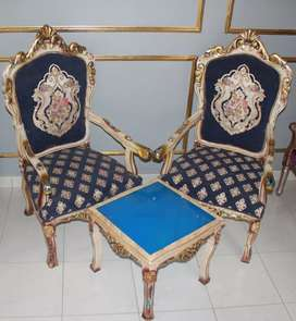 Solidwood Divans and Bedroom Chairs Clearance Sale