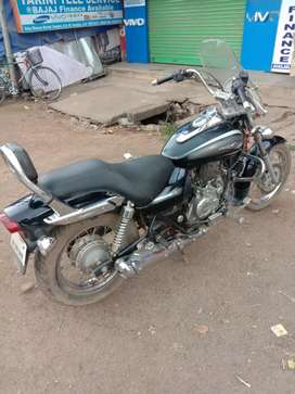 Bajaj avenger 220 cruise no complain bike a very good condition