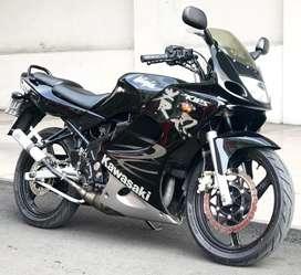 Kawasaki Ninja 150 rr 2011 tt 125z nrs sp tzm