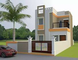 3 BHK Duplex Bungalow Only for 27.5 Lakh