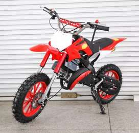 Dirt Bike 50CC Petrol Engine For Kid