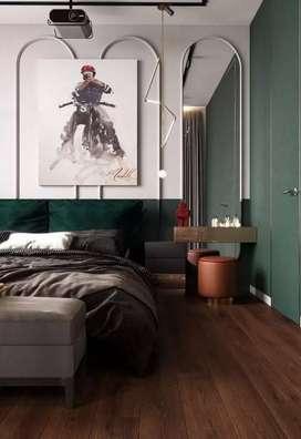 Require an interior designer, architect