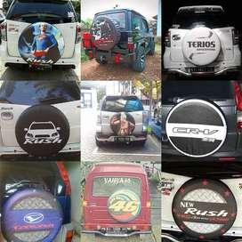 Cover/Sarung Ban Taruna Rush CRV Panther Katalognya kerbo terios katan