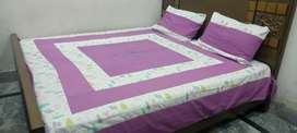 Emboided bedsheets