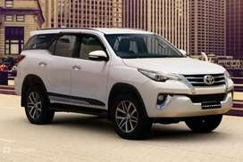 TOYOTA FORTUNER (2019) Get On Easy Monthly Installment