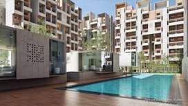 1 BHK Apartment for sale at Rohan Abhilasha at Lohegaon Wagholi road