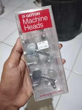 Machine head guitar