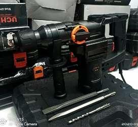UCHIHA type UC 06 bor hammer rotary drill mesin bobok beton japan