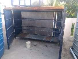 Pegion cage