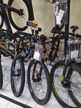 Kredit mtb Premier 5 2021 jaga kesehatan dgn sepeda bisa cicilan
