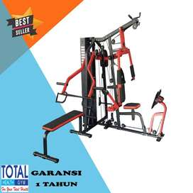 FREE ONGKIR Home Gym 3 Sisi TL 016 Total Fitness