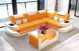 Brand new modern L shape sofa set direct from factory at lowest price