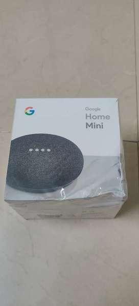 GOOGLE Home Mini (Sealed Pack)