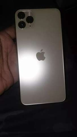 IPHONE 11PRO MAX GOLD (EMI OPTION)