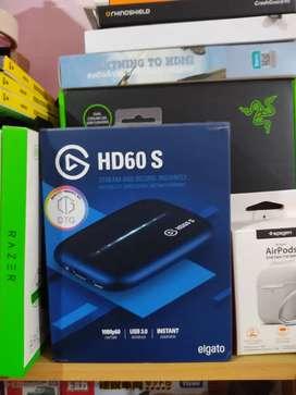 Elgato HD60S Barang Tidak Terpakai