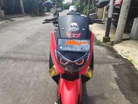 Yamaha NMax Merah ABS 2015 Mantap